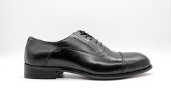 Dej  Black Captoe Oxford