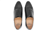 Dej Black Captoe Oxford (Slim)