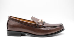 Dej Big Horsebit Grosgrain Loafers