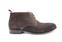 Dej Coffee Suede Chukka Boot