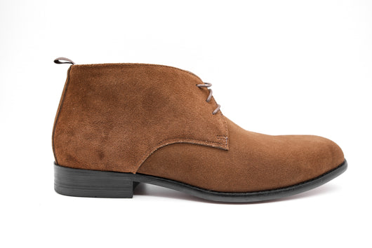 Dej Brown Suede Chukka Boot