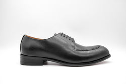Dej Black Split-toe Derby Oxford