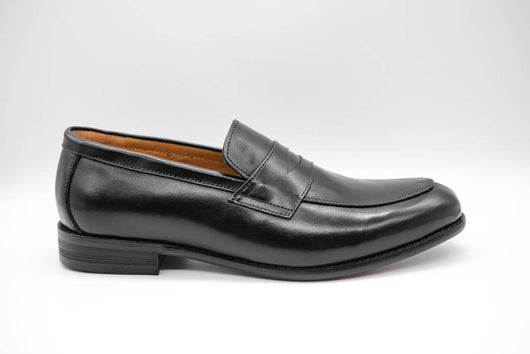 Dej Split Toe Penny Loafers - Slim