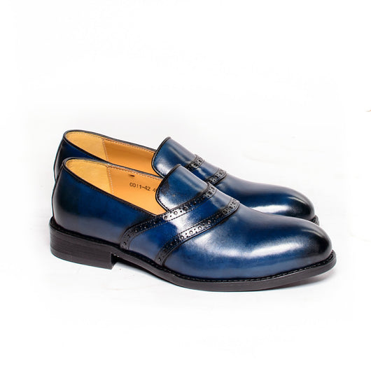 Dej Blue Raro Loafers