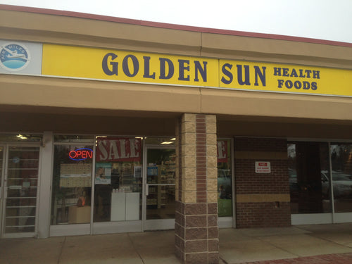 Golden Sun Health Foods Location