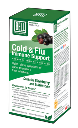 Cold & Flu Immune Support