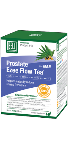 Prostate Ezee Flow Tea
