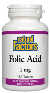 Folic Acid 1 mg