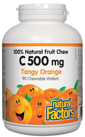 Vitamin C 500 mg 90 Chewables