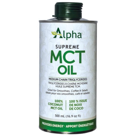 Alpha Supreme MCT Oil - 500 ml