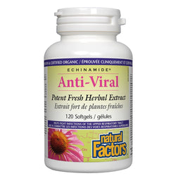 Anti Viral Echinamide - 120 softgels