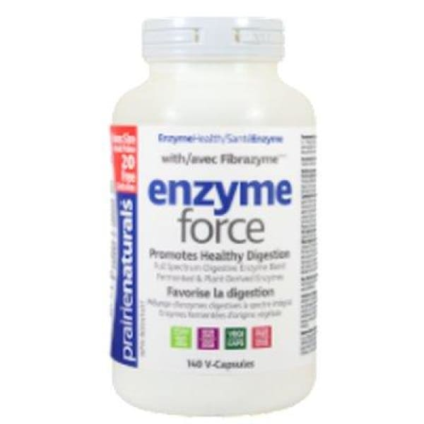 Enzyme Force - 140 vegicaps