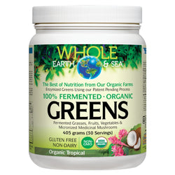 Fermented Greens 30 servings - unflavoured