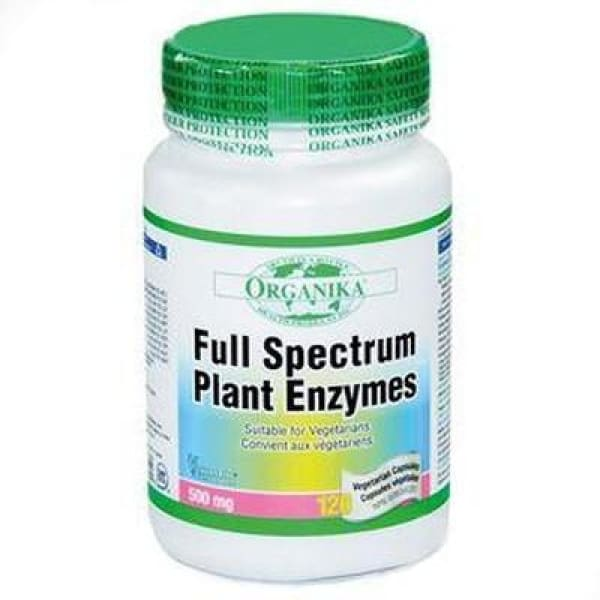 Full Spectrum Enzymes - 260 capsules