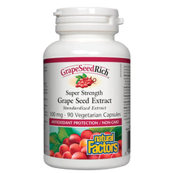 Grape Seed Extract 100 mg - 90 capsules