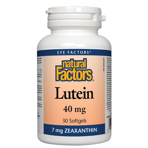 Lutein - 40 mg - 30 softgels