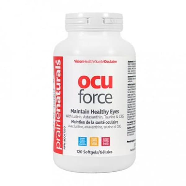 Ocu Force - 120 softgels
