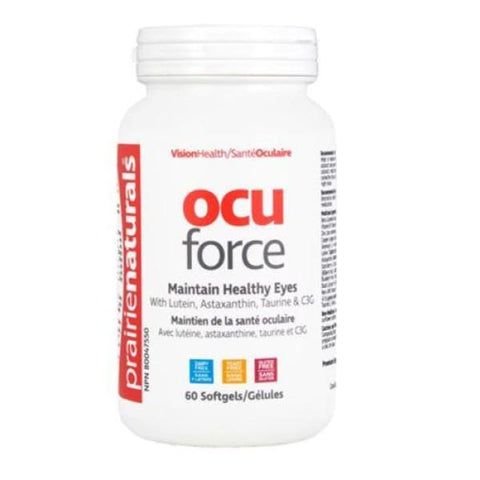 Ocu Force - 60 softgels