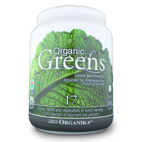 Organic Greens - 300 grams