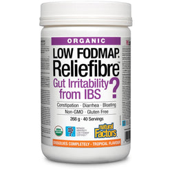 Organic Reliefibre - 40 Servings - Unflavoured
