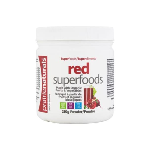 Red Superfoods - 210 grams