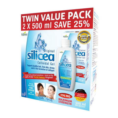 Silicea Gel Twin Pack (500 ml + 500 ml)