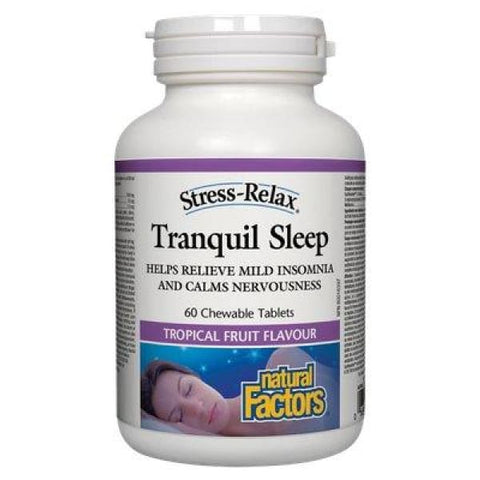 Tranquil Sleep - 60 chewables