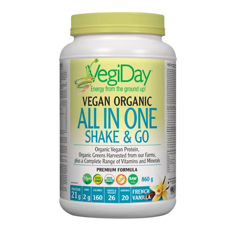 Vegiday All In One Shake - 20 servings
