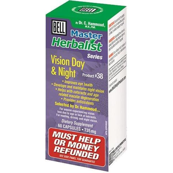 Vision Day & Night - 60 capsules