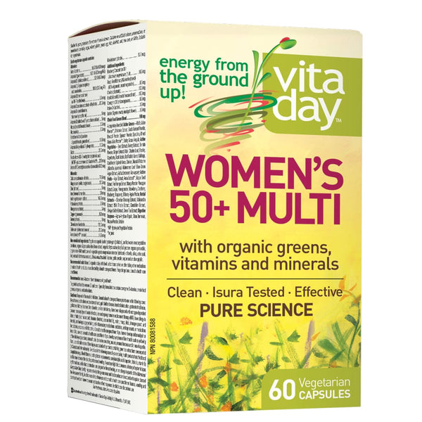 Vita Day Multivitamins - 60 vcaps / Mens Multivitamin