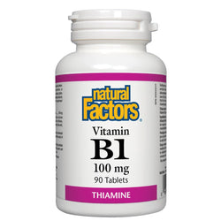 Vitamin B-1 100 mg - 90 tablets