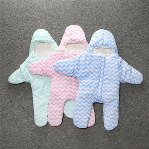 Baby Star Snuggle Suit - Looks So Cute!