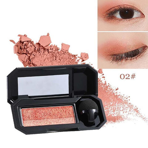 Image of Eye Shadow - Waterproof Dual Colour Eyeshadow