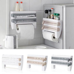 4 in 1 - Kitchen Roll Dispenser