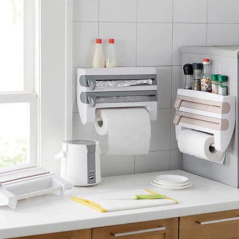 Image of Home - 4 In 1 - Kitchen Roll Dispenser