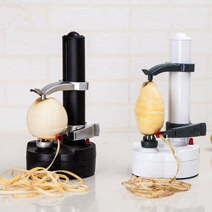Kitchenware - Electric Fruit And Vegetable Spiral Peeler