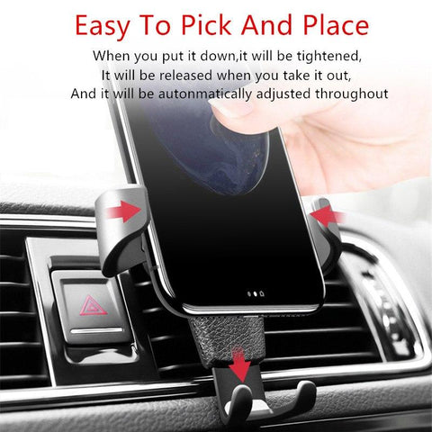 Image of Mobile Accessories - Clip And Go Mobile Phone Mount