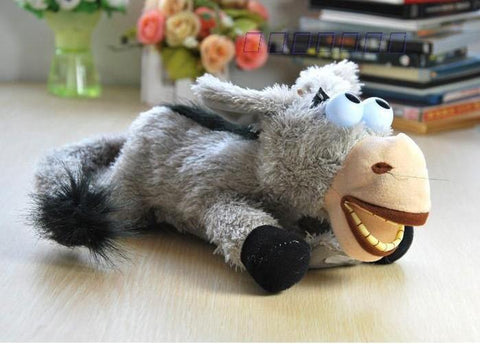 Image of Rolling Laughing Donkey - Plush Funny Toy