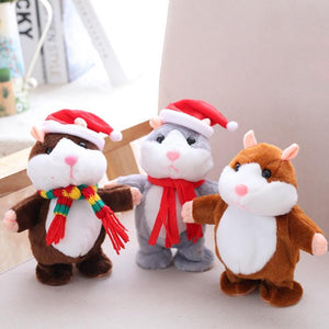 Talking Hamster - Christmas Gift On sale Now!