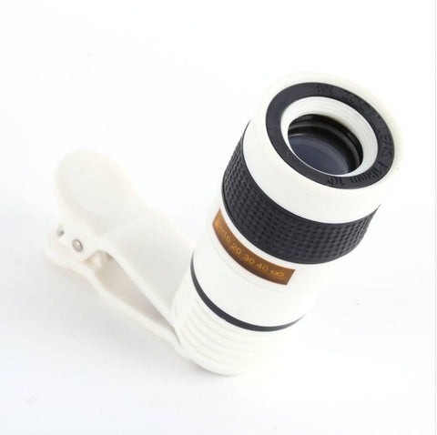 ULTRA PREMIUM TELEPHOTO LENS -  Fits All Phones