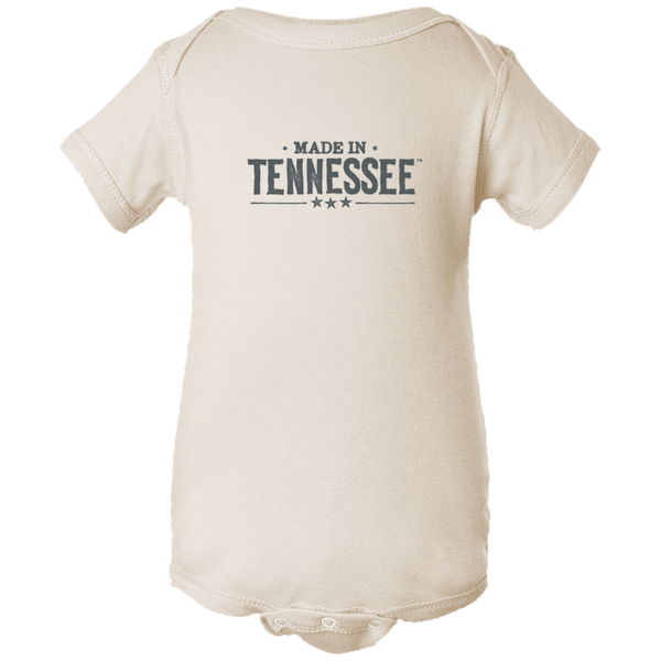 Made in Tennessee Onesie - Natural