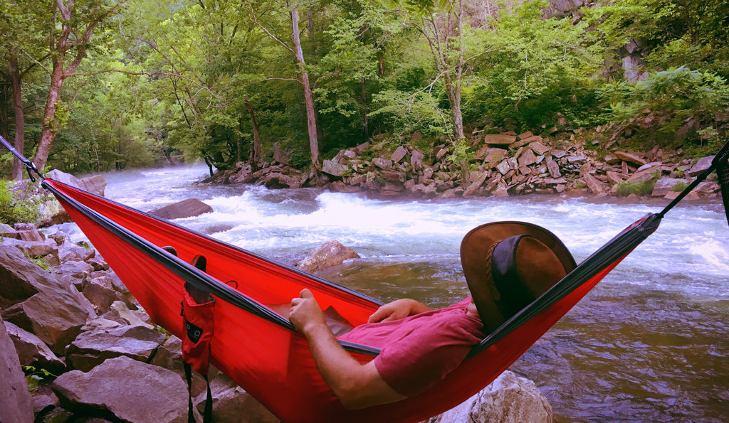 Safe and Responsible Hammocking
