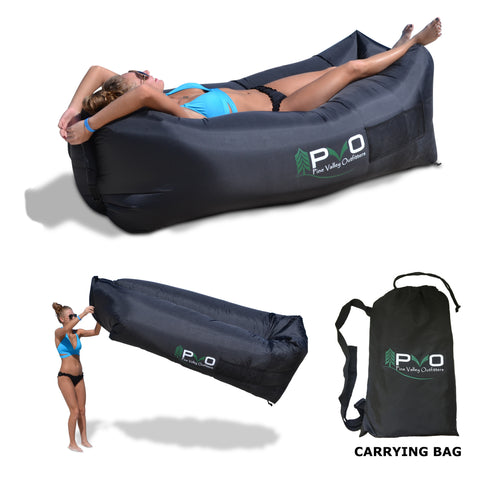 Air Hammock Inflatable Lounger