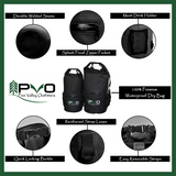 Pine Valley Dry Bag Specs