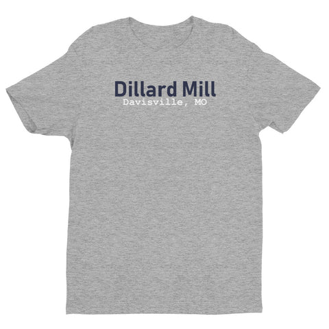 Short Sleeve Dillard Mill Shirt