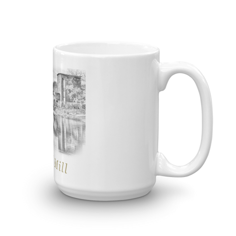 Dillard Mill Coffee Mug