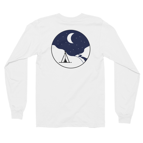 Night Camp Long Sleeve Shirt