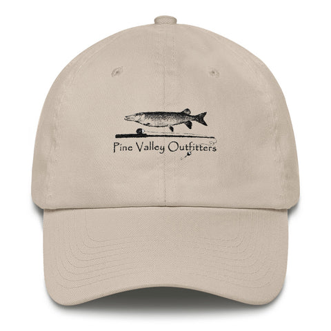 PVO Fishing Dad Hat