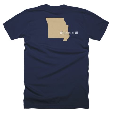 Missouri Dillard Mill Shirt