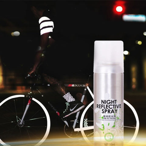 Night Reflective Spray